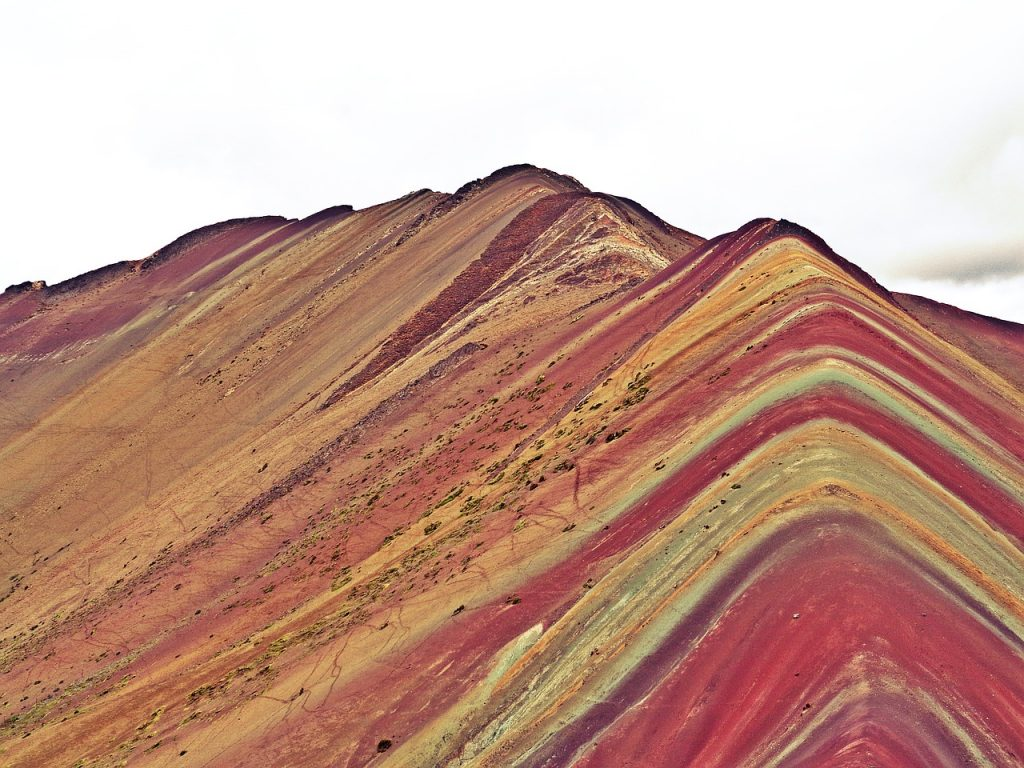 Peru Rainbow Mountain